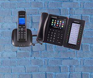 تلفن های IP